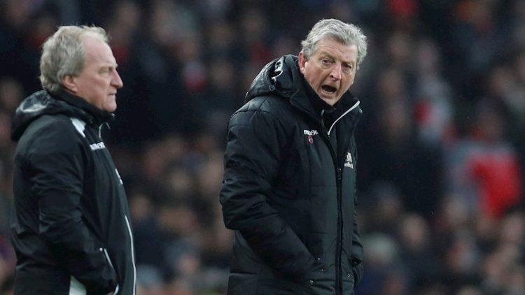 Reason Roy Hodgson got mauled at the Emirates